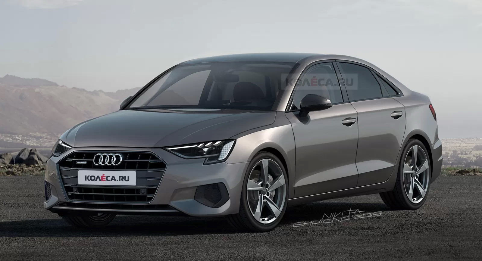 2020 Audi A3: Here's A Pretty Accurate Look At The Sedan ...