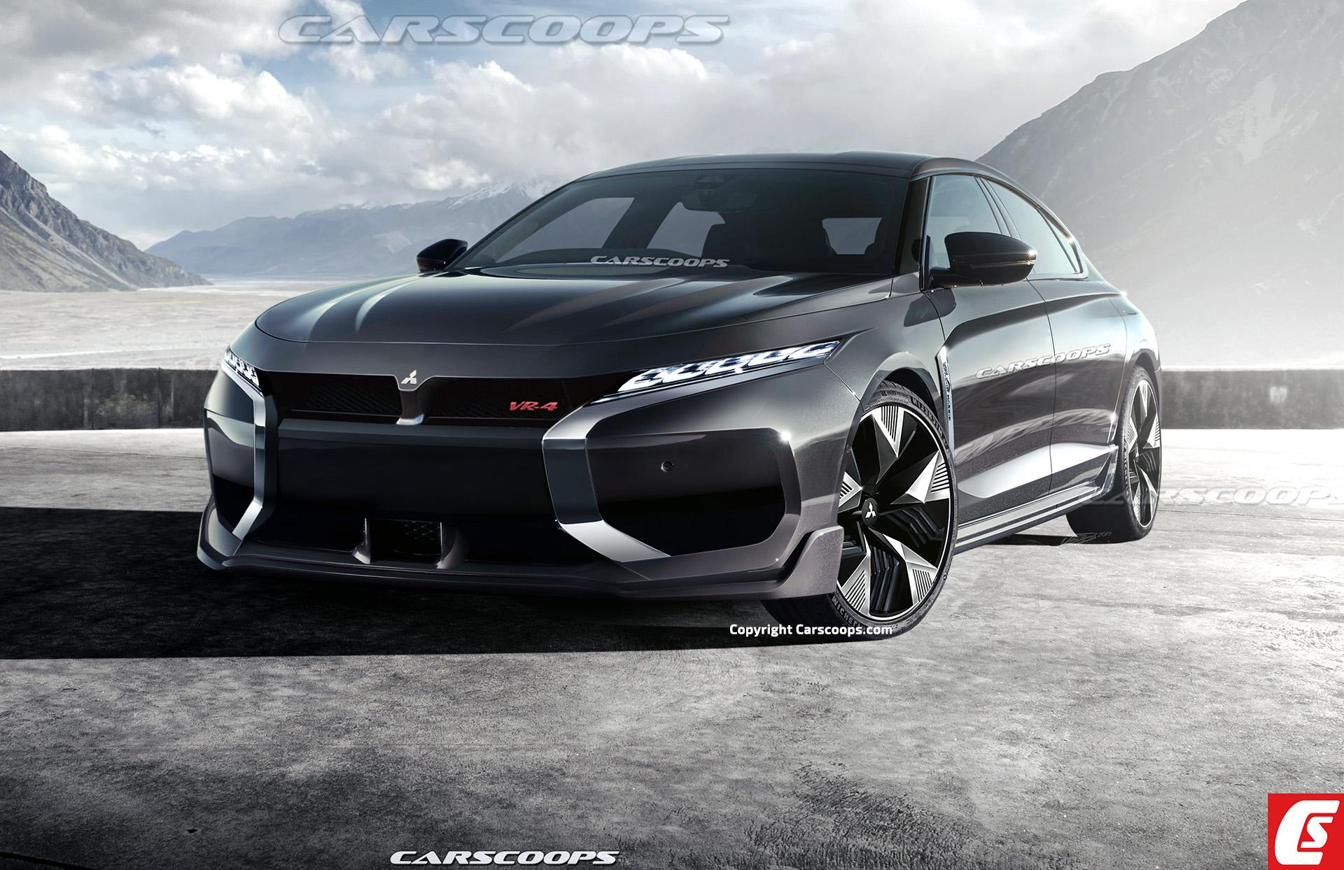 2021 Mitsubishi Lancer Exterior
