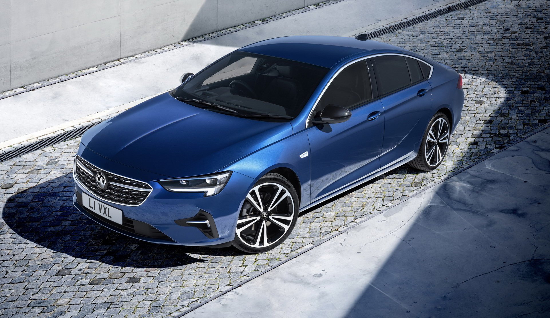 2020 Opel And Vauxhall Insignia Revealed With Minor Styling