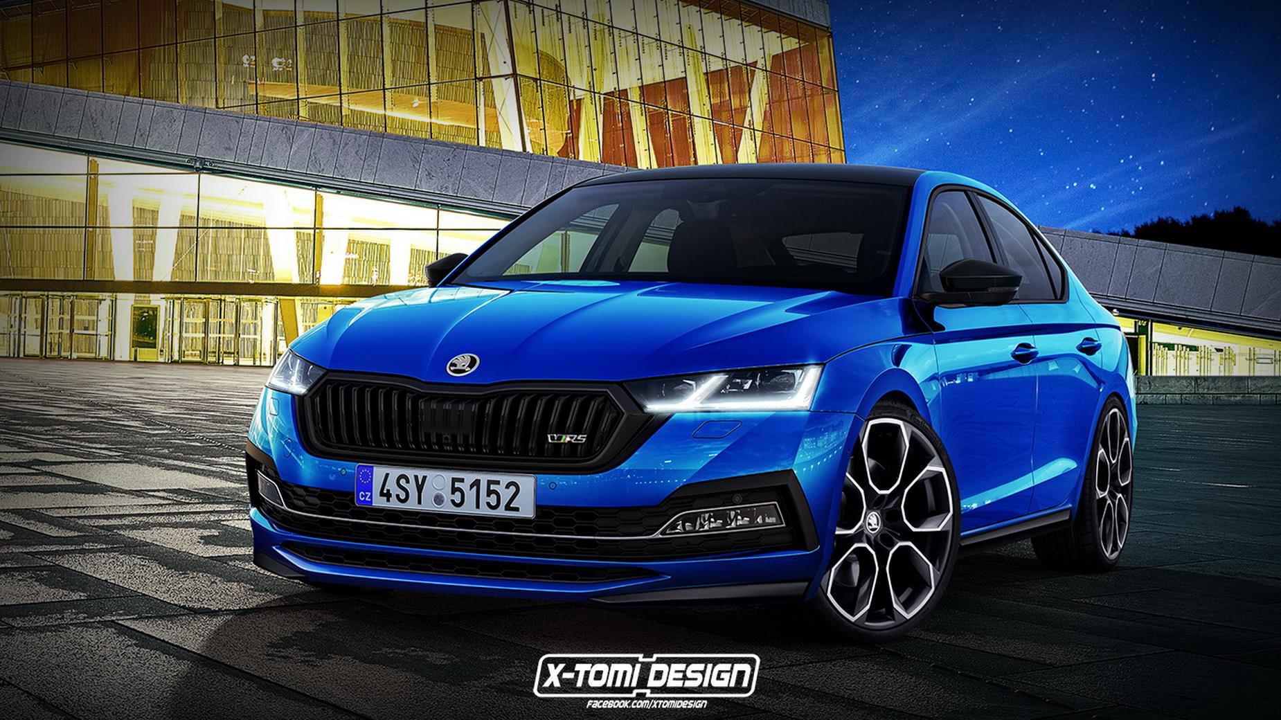 2020 Skoda Octavia Rs To Follow Cupra Leon S Footsteps And Get A Plug In Hybrid Option Carscoops