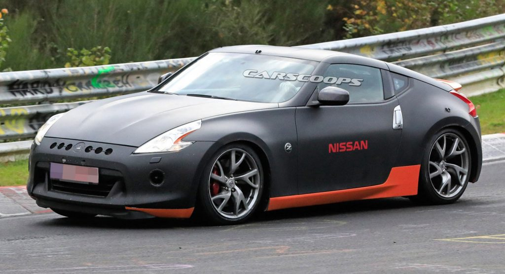 new nissan z could have retroinspired design and 400 hp