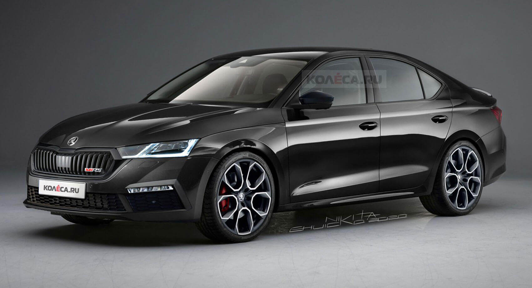 2021 Skoda Superb Concept