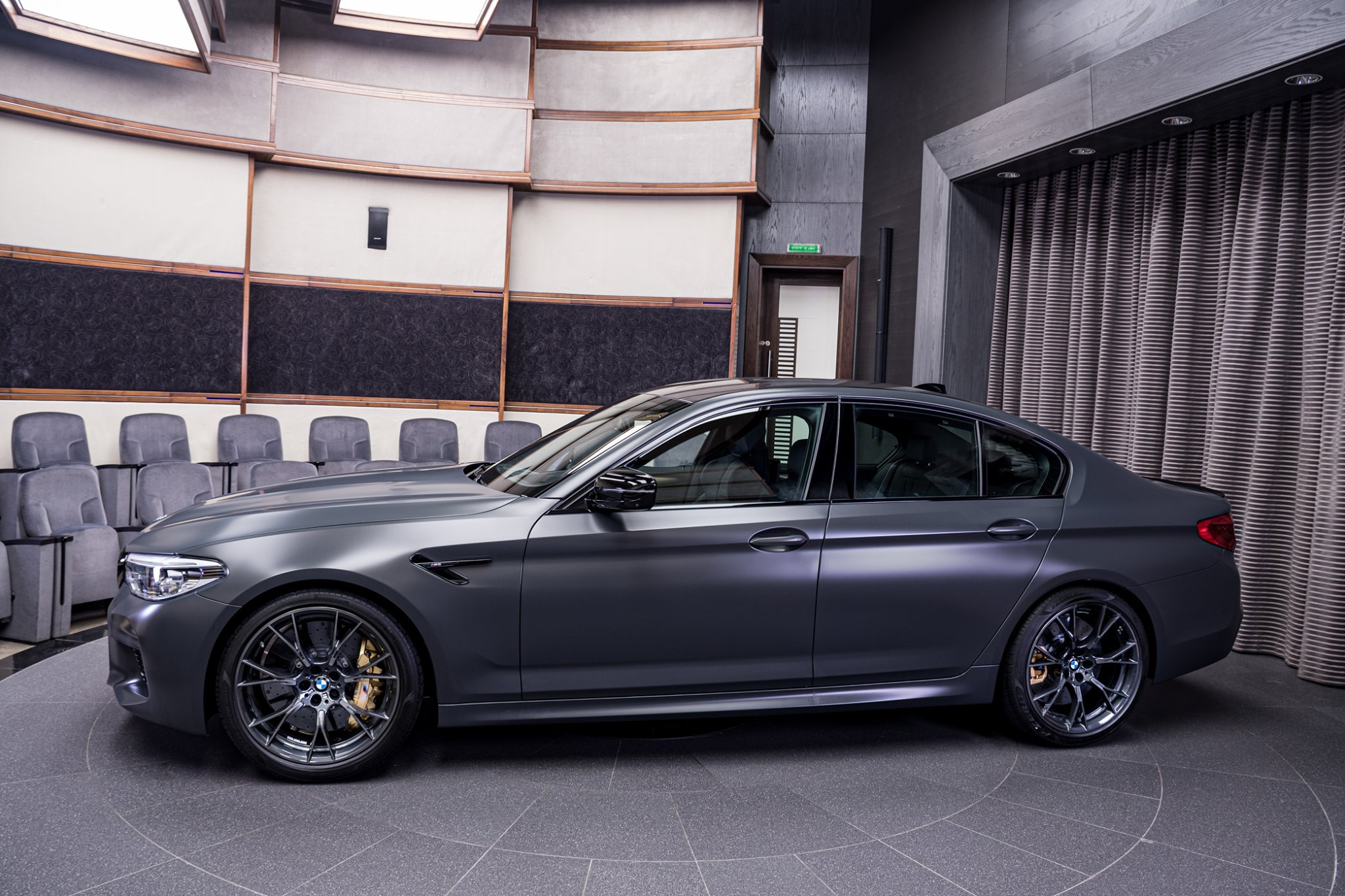 2020 Bmw M5 Edition 35 Years Jahre In The Flesh Carscoops