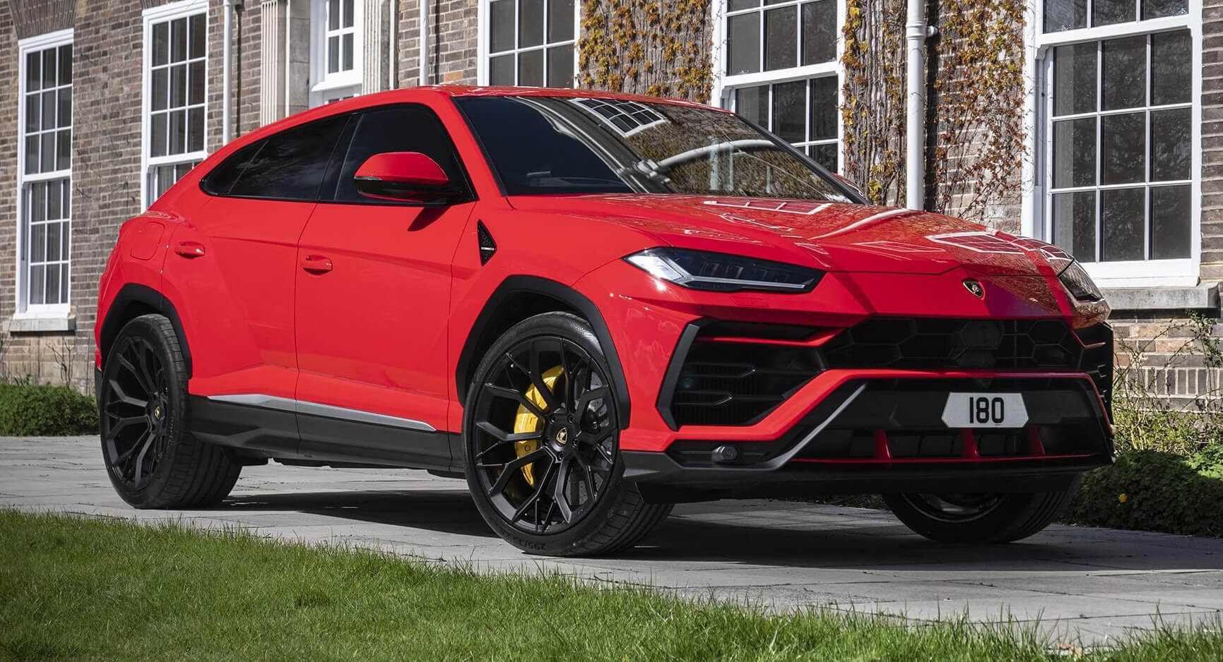 Kahn Would Sell You This Lamborghini Urus For 180k 234k Carscoops