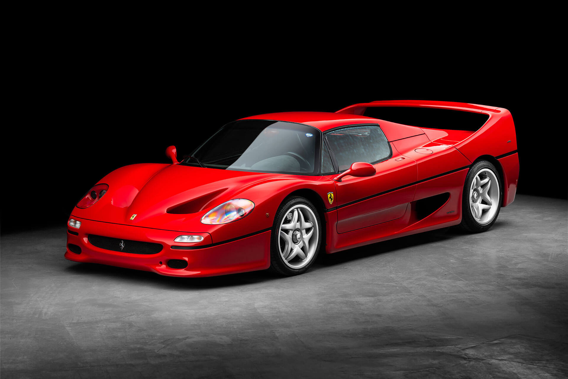 More Than $270,000 Were Spent On This Ferrari F50 To Bring It To Tip-Top  Shape | Carscoops