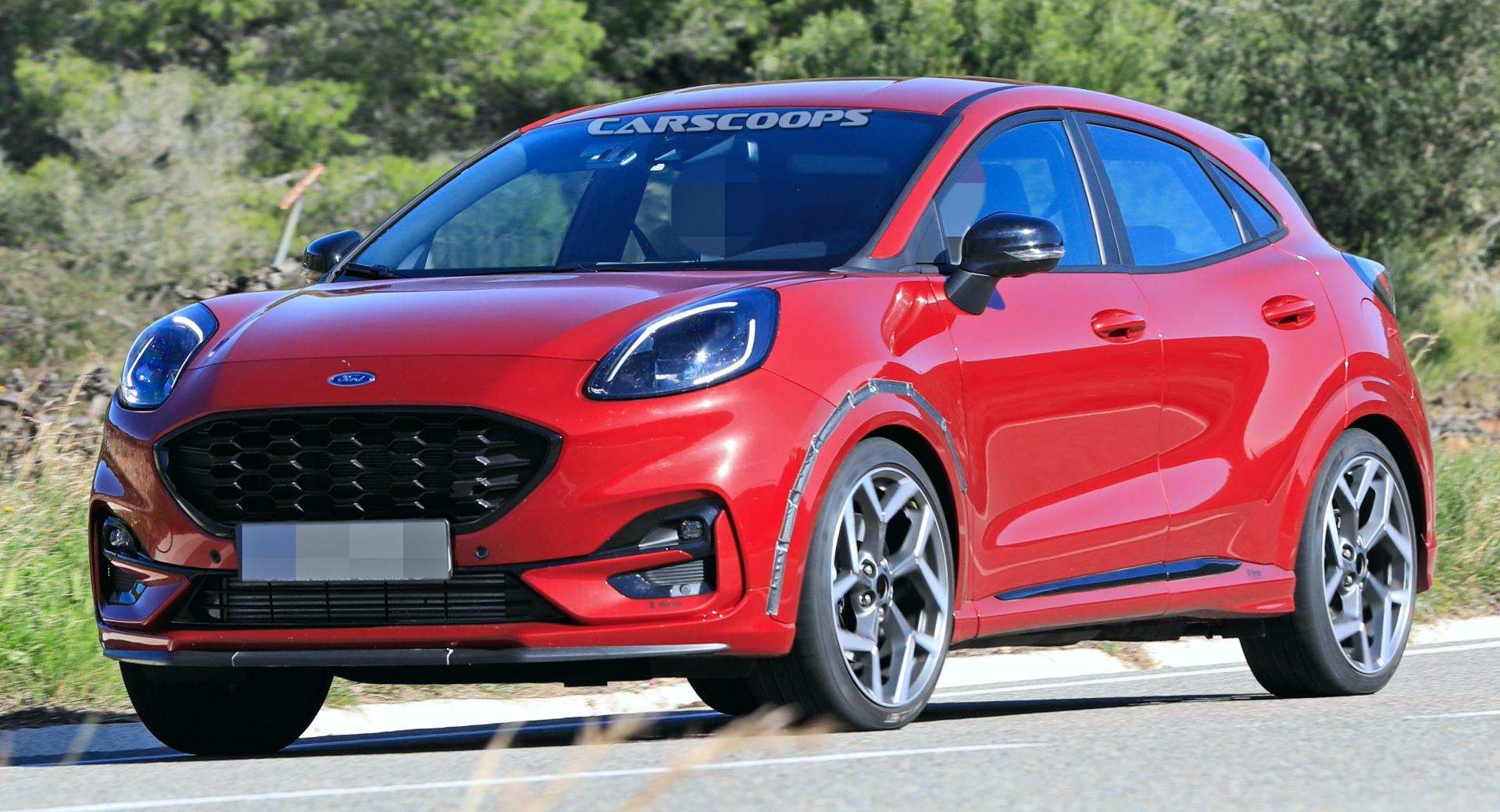 2021 Ford Puma ST: This Is It Before You're Supposed To