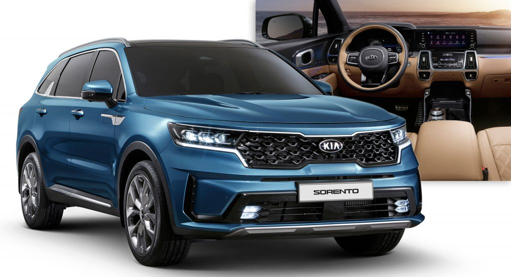 2021 kia sorento here are the first official images and details carscoops 2021 kia sorento here are the first