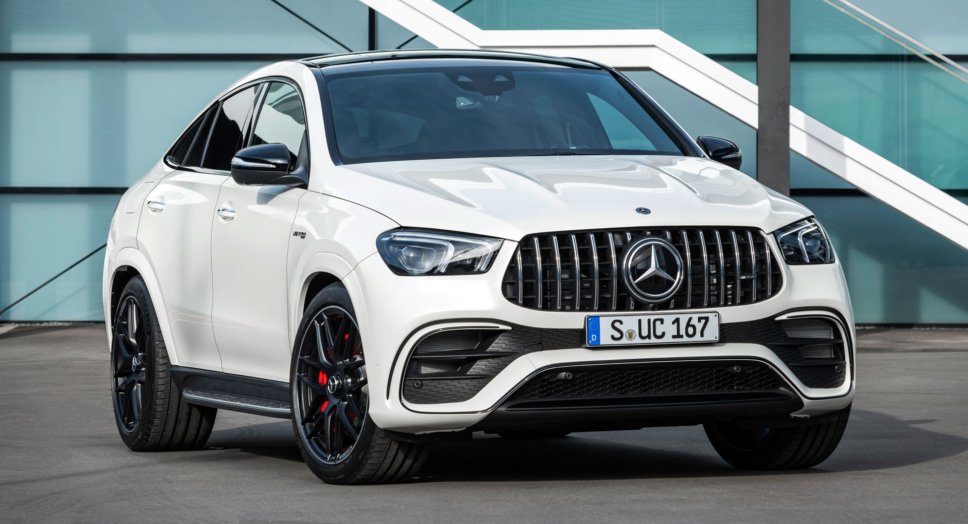 New Mercedes-AMG GLE 63 Coupe Gets Hybrid Grunt With Up To ...