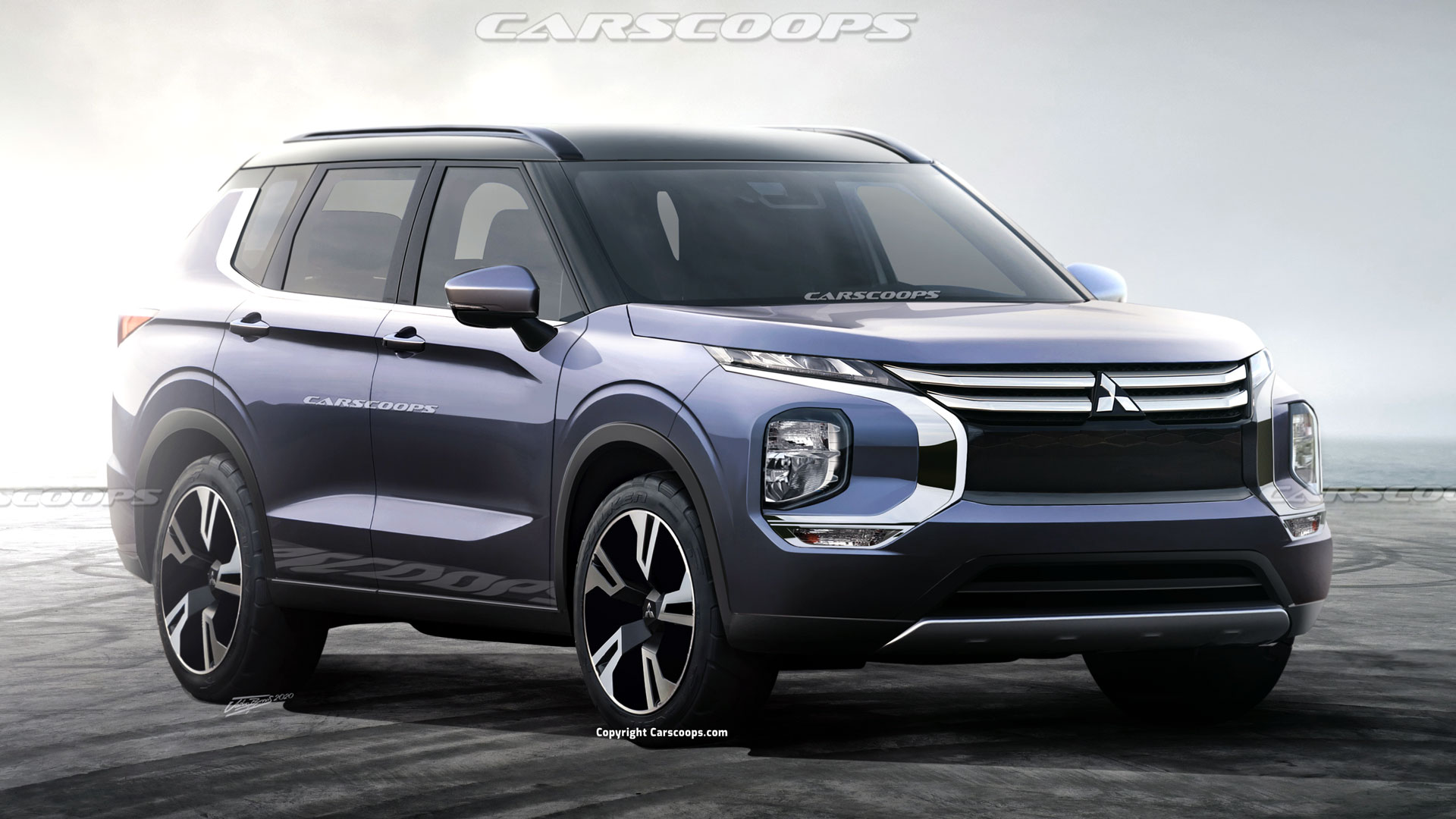 2021 All Mitsubishi Outlander Sport Redesign and Concept