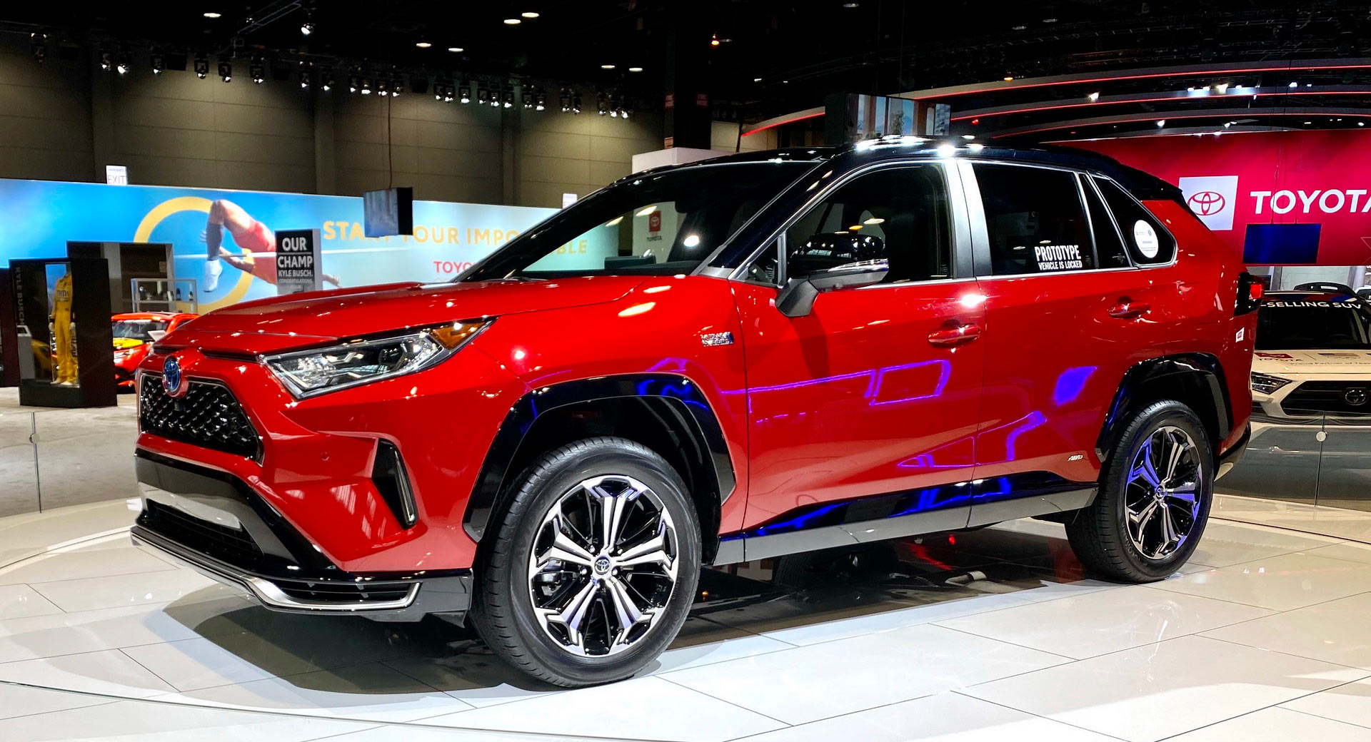 look but don't touch toyota's 2021 rav4 prime phev in chi