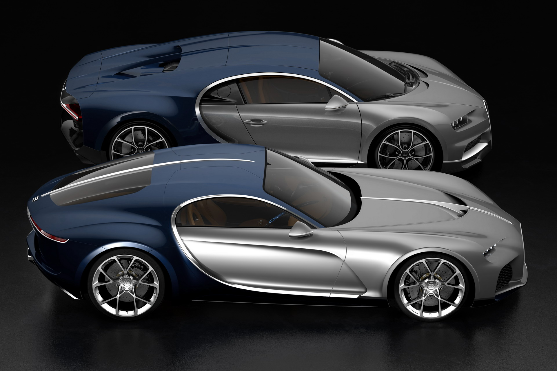 Bugatti S Never Before Seen Secret Concept Hypercars Revealed Carscoops