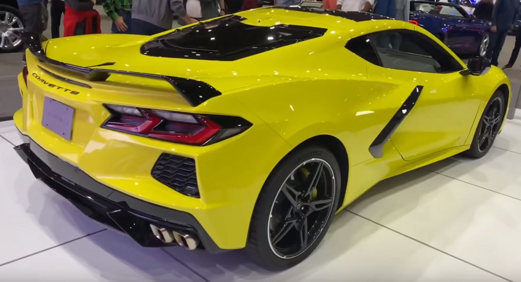 2020 Corvette C8 Here S A Look At All The Available Colors
