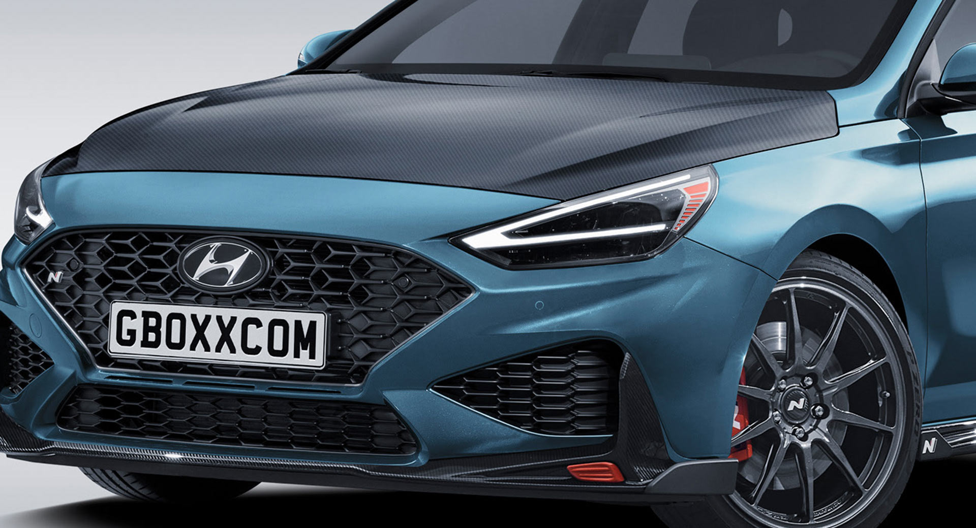 Facelifted Hyundai i5 N Should Look A Lot Like This  Carscoops