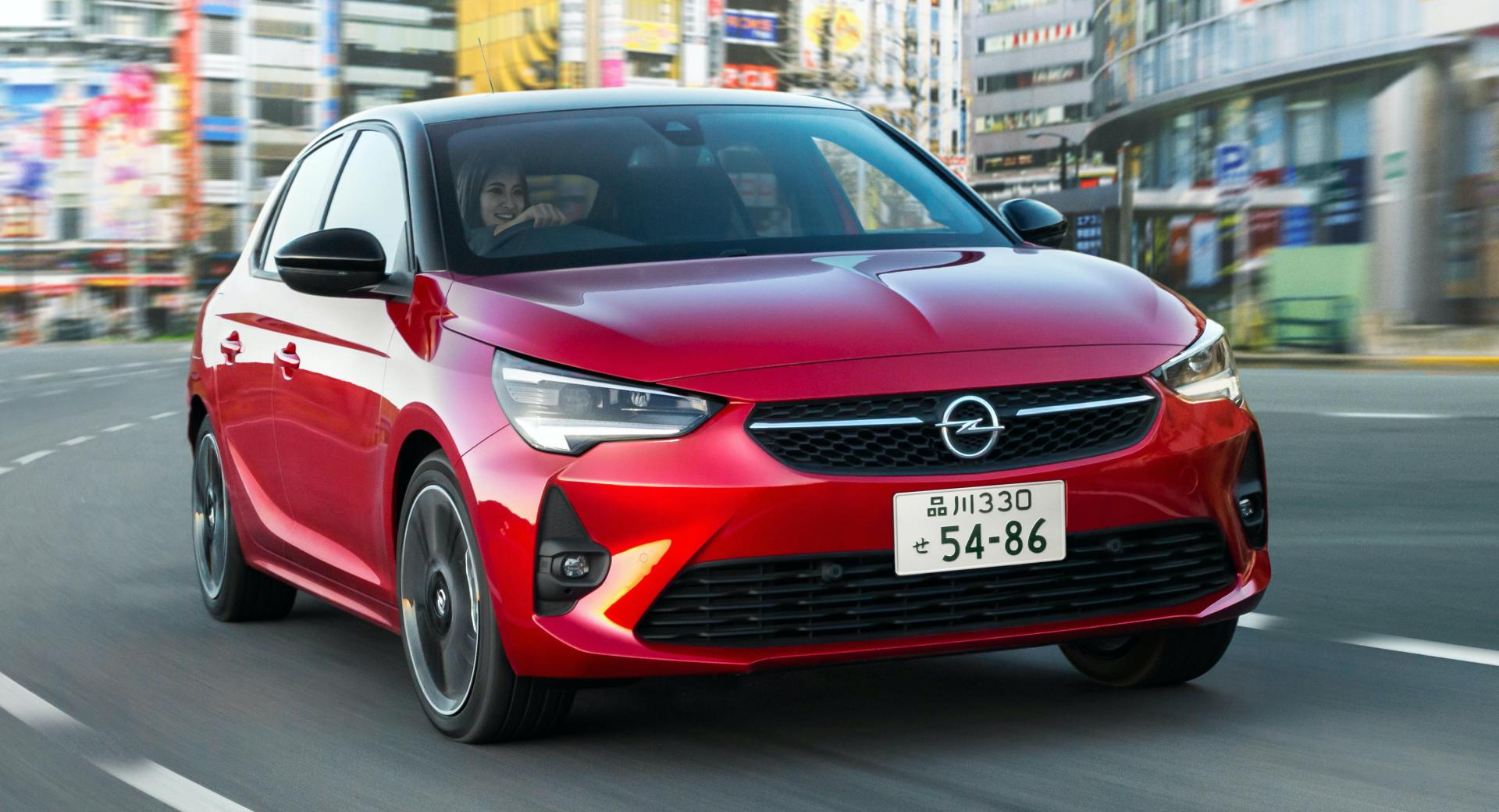 Opel Returning To Japan In 3 With Corsa, Combo Life And