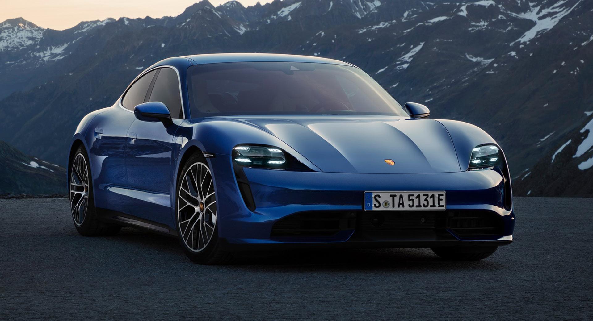 Porsche Taycan Turbo S Sets 10 47 Sec Quarter Mile Beating Tesla As Mt S Fastest Electric Car Carscoops
