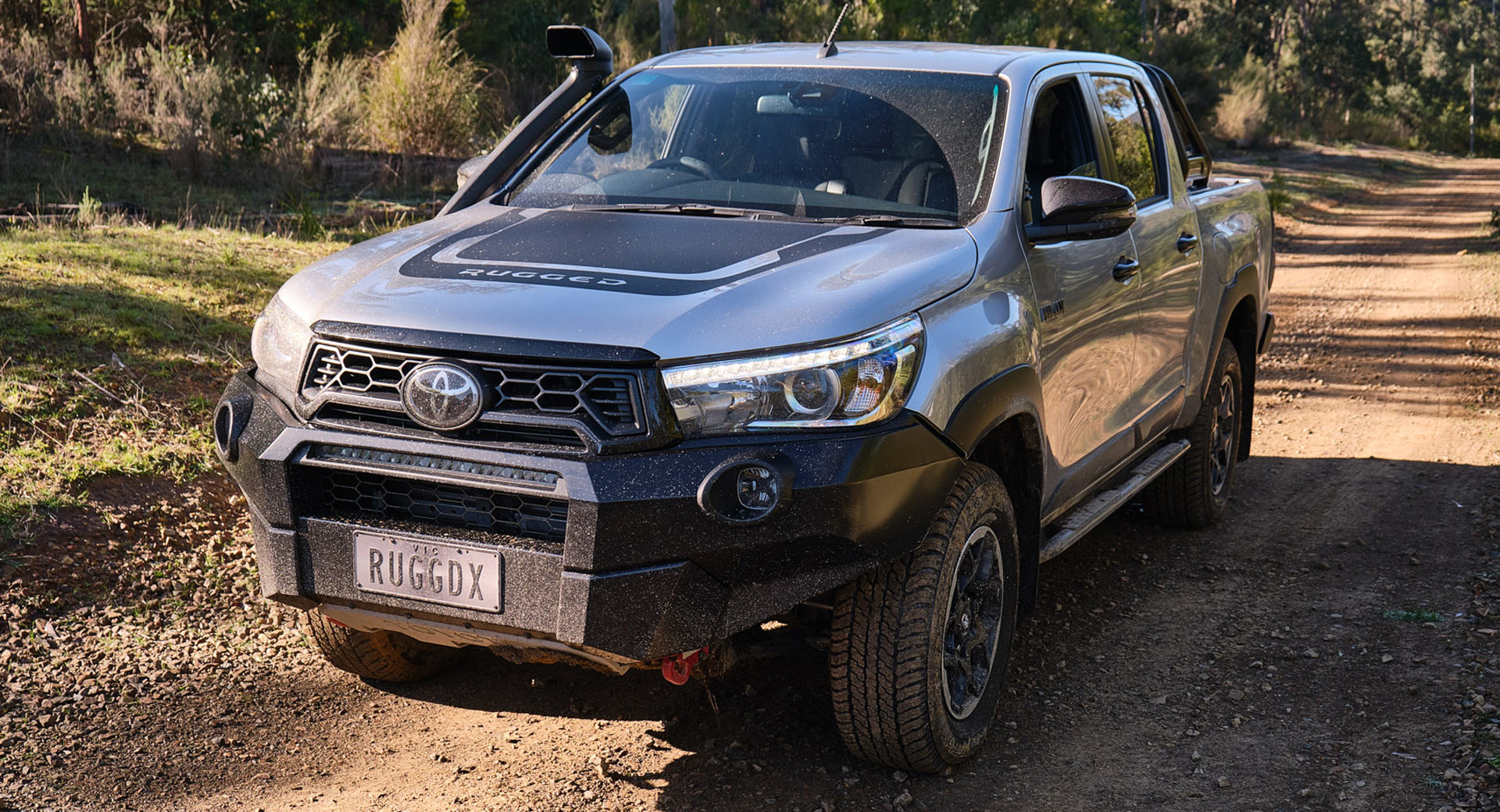 Toyota Secures Trademark For 'GR HiLux', Ford Ranger Raptor Rival Possible - CarScoops
