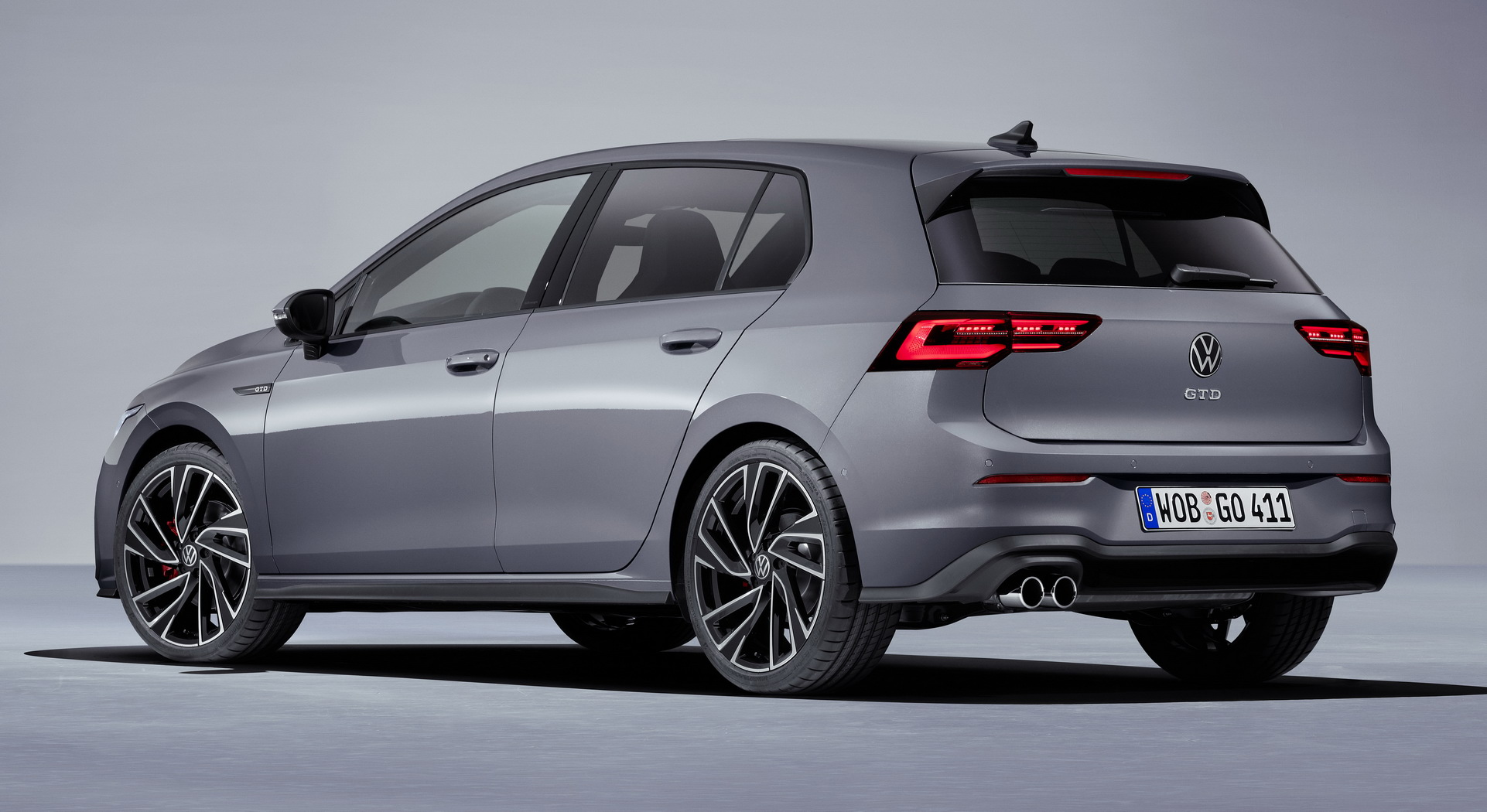 2021 Vw Golf Gti Mk8 Is Here With 242 Hp And So Are The Gte And Gtd Carscoops