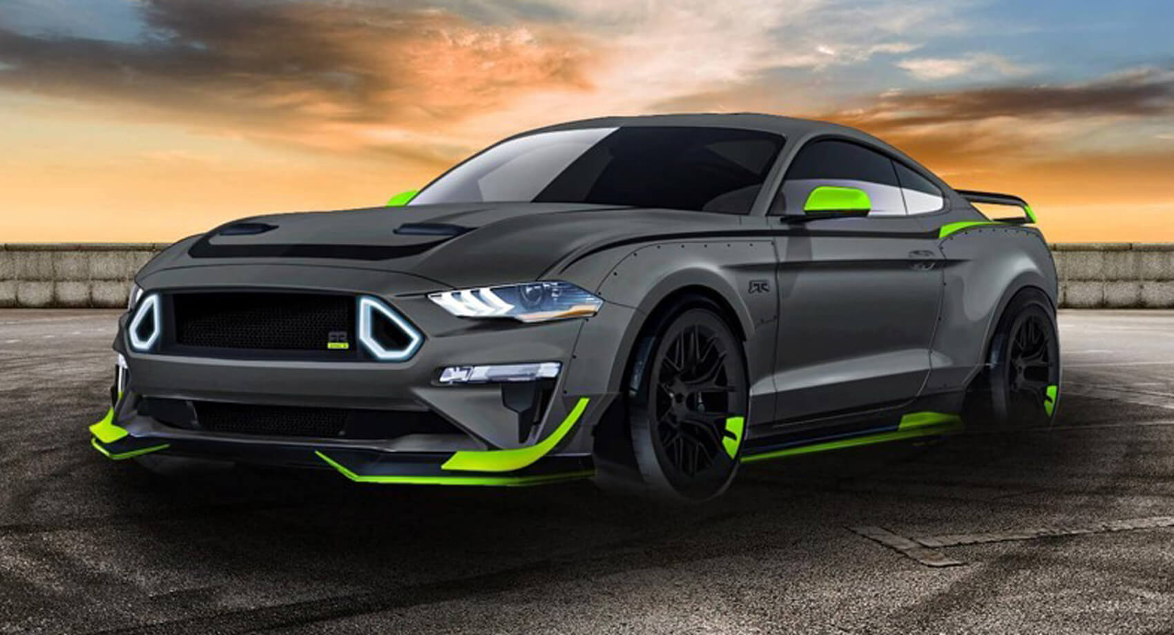 2020 Ford Mustang Performance
