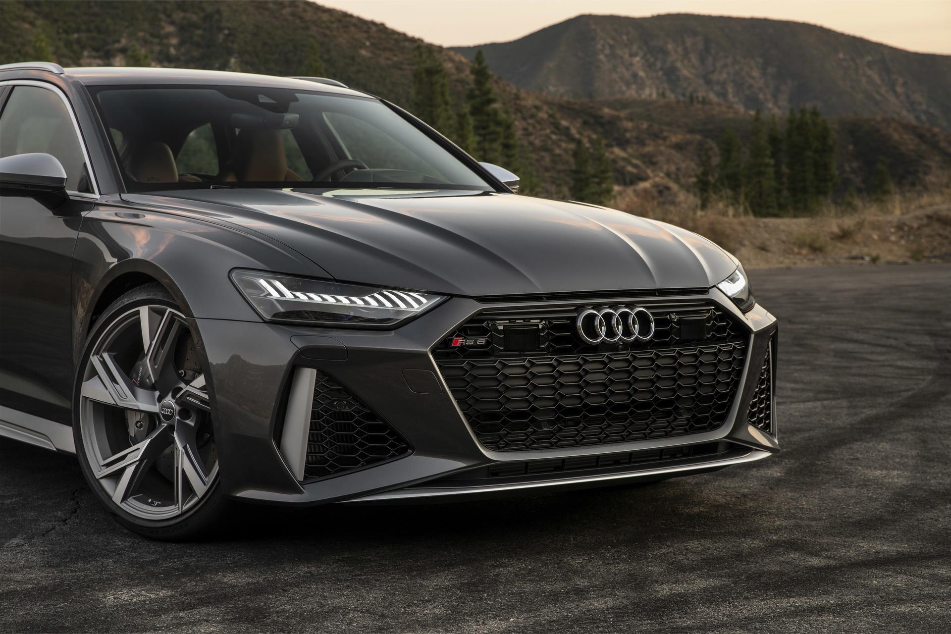 2021 Audi RS6 Avant: World's Most Desired Super Wagon ...