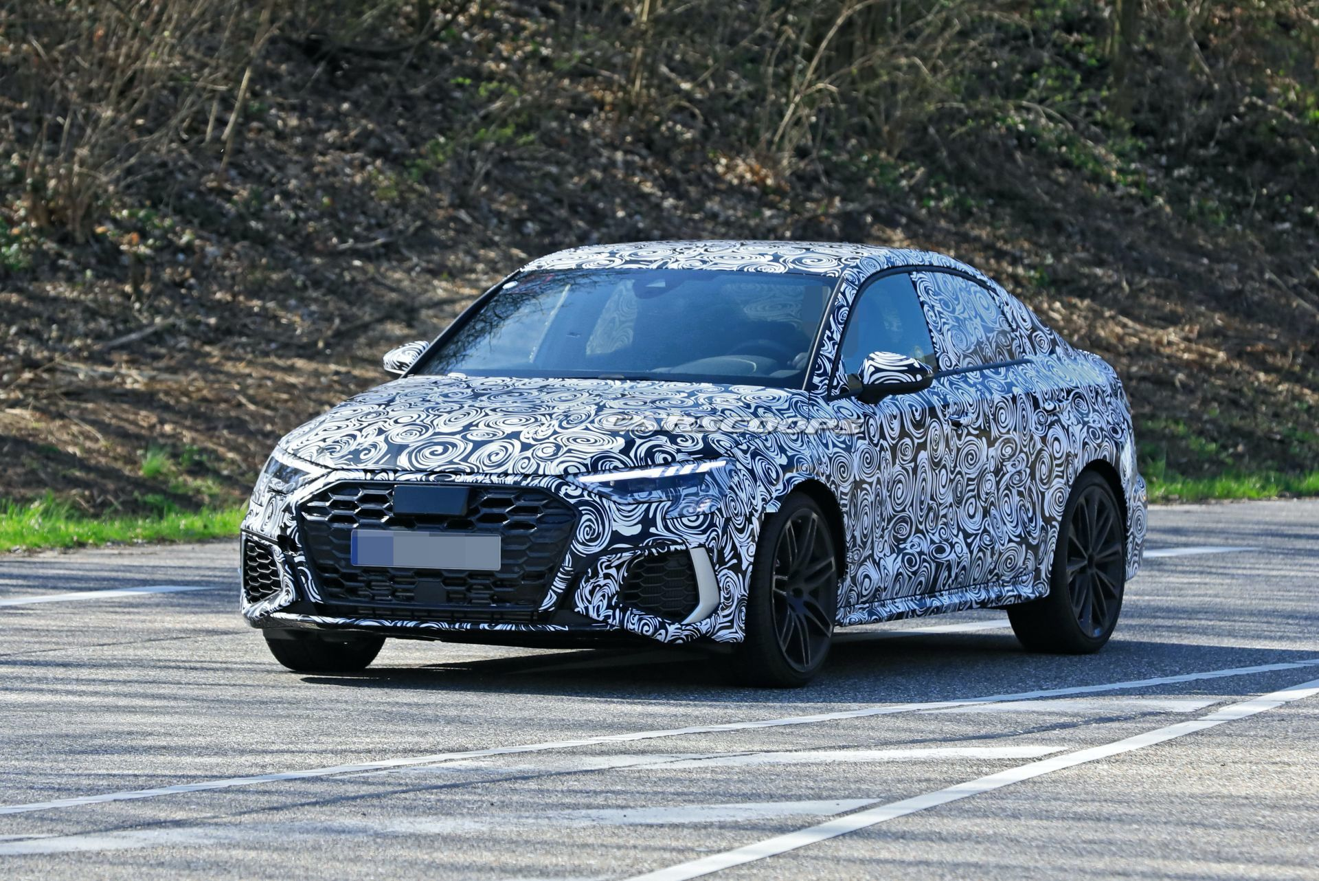 audi rs3 sedan 2021  forocoches
