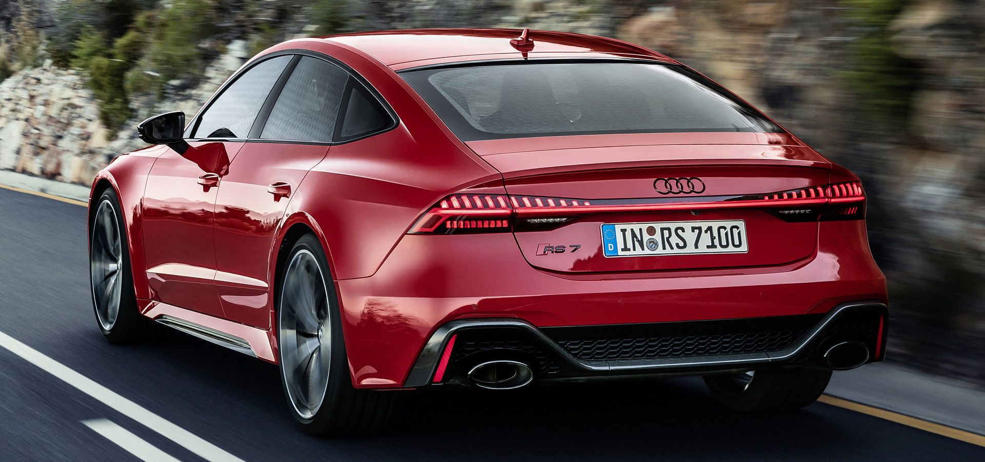 America The 2021 Audi Rs7 Will Give You 591 Hp In Return For 114 000 Carscoops