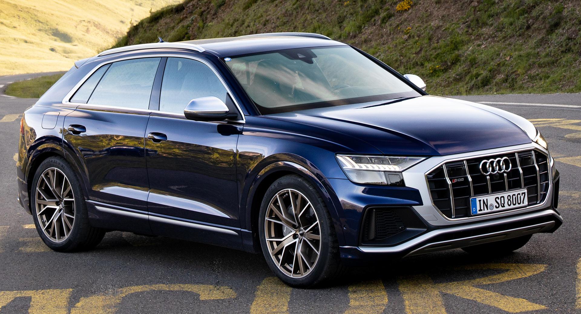 Kekurangan Audi Sq8 Perbandingan Harga