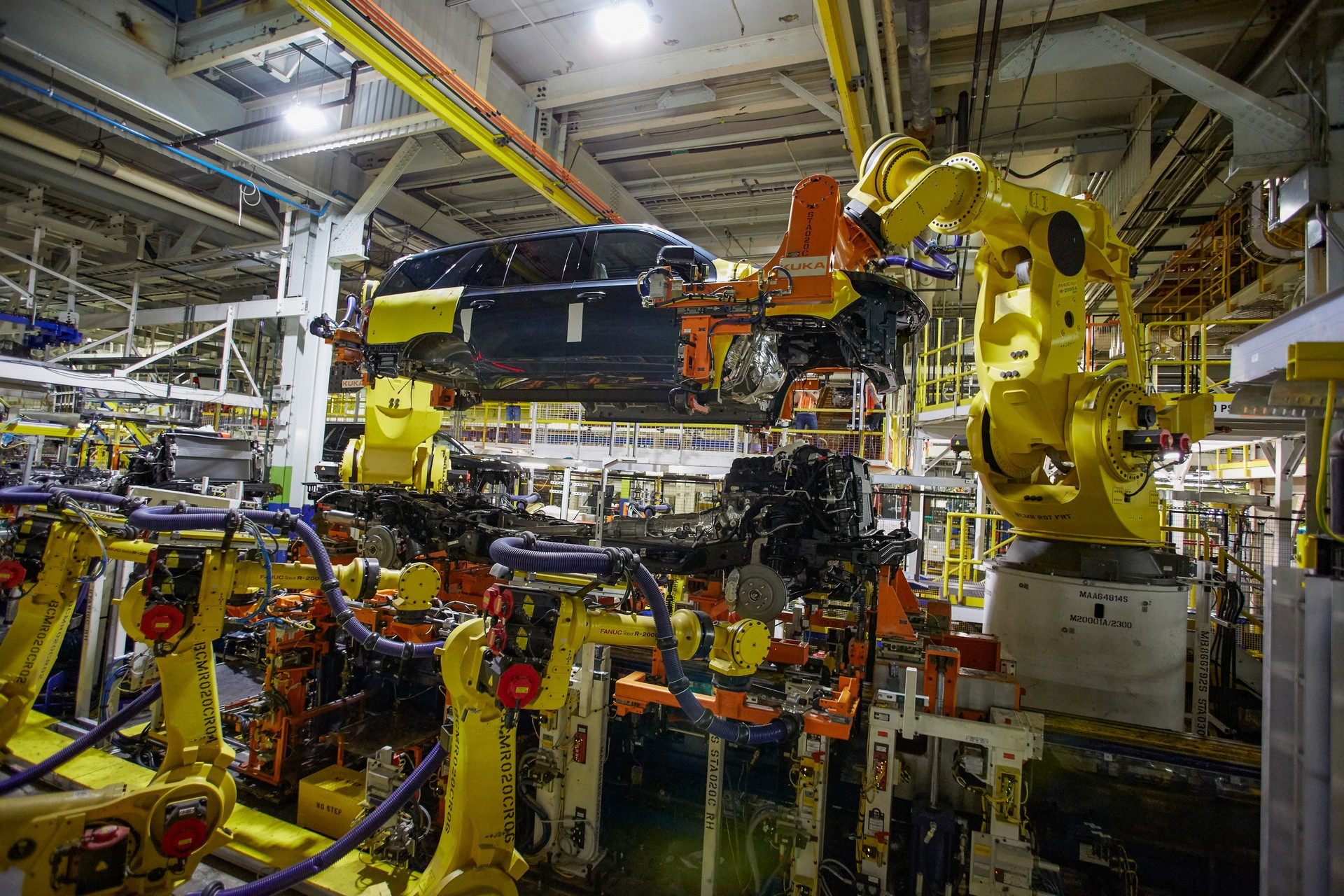 Automakers Are Shutting Down US Factories to Curb COVID-19