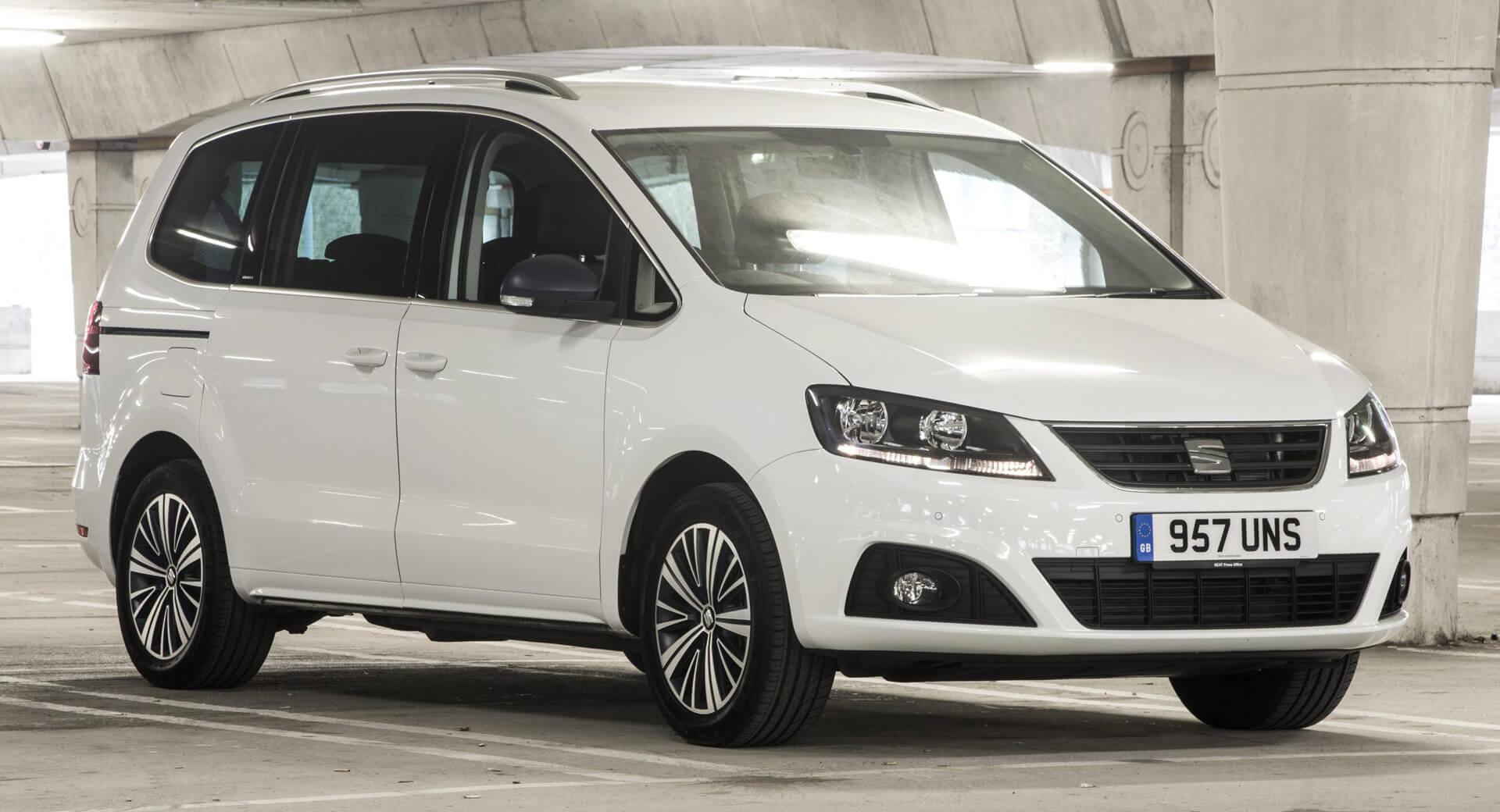 2021 VW Sharan Performance
