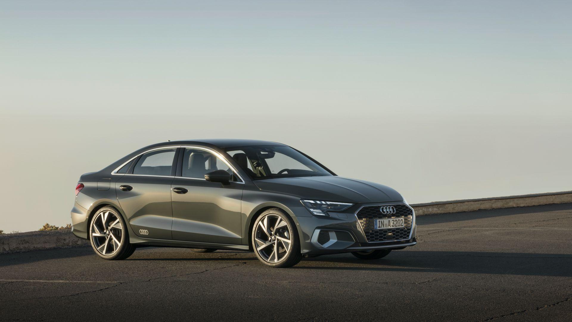 2021 Audi A3 Sedan Breaks Cover As The More Elegant A3 Family Member Carscoops