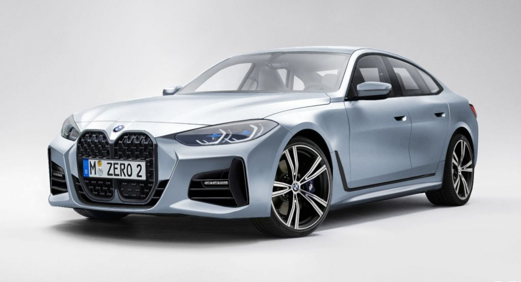 Best  Series 2021 These Are The Best 2021 BMW 4 Series Gran Coupe Renders Yet
