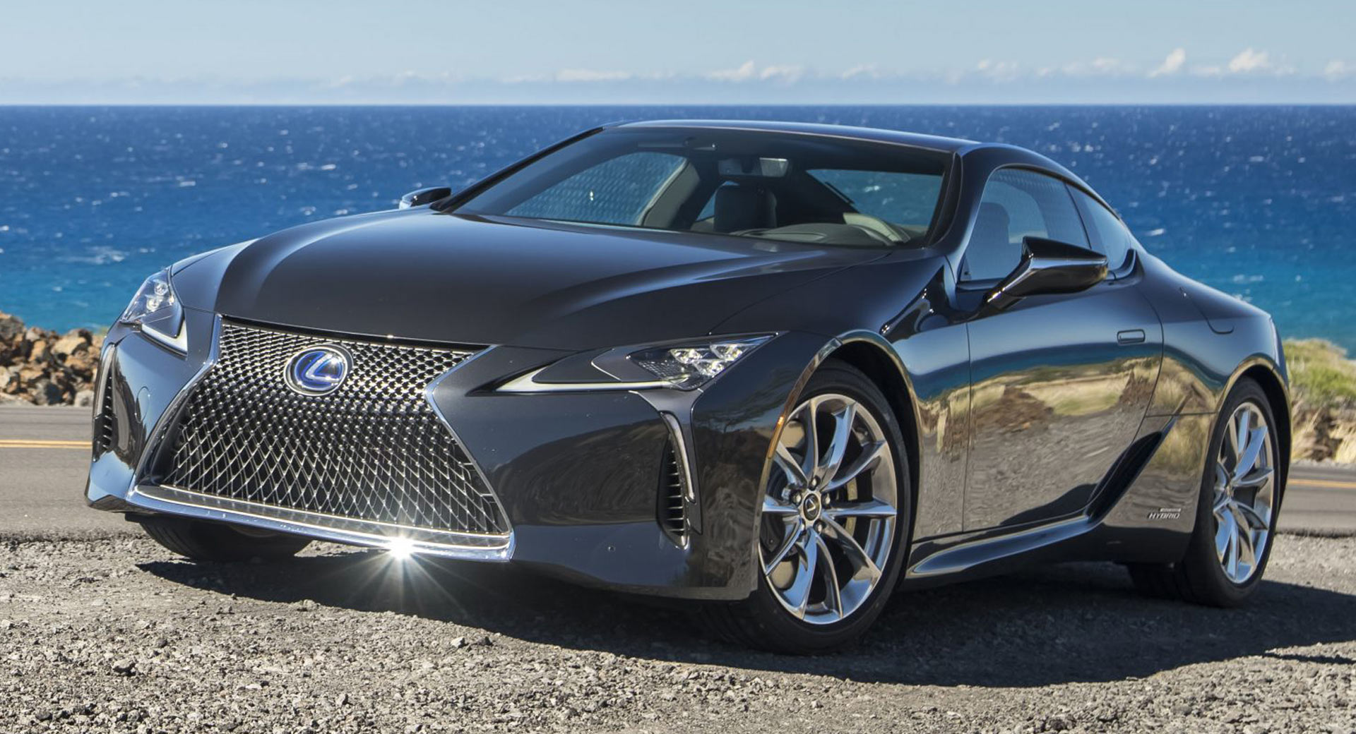 2021 Lexus LC Coupe Drops Weight And Gets A Sportier ...