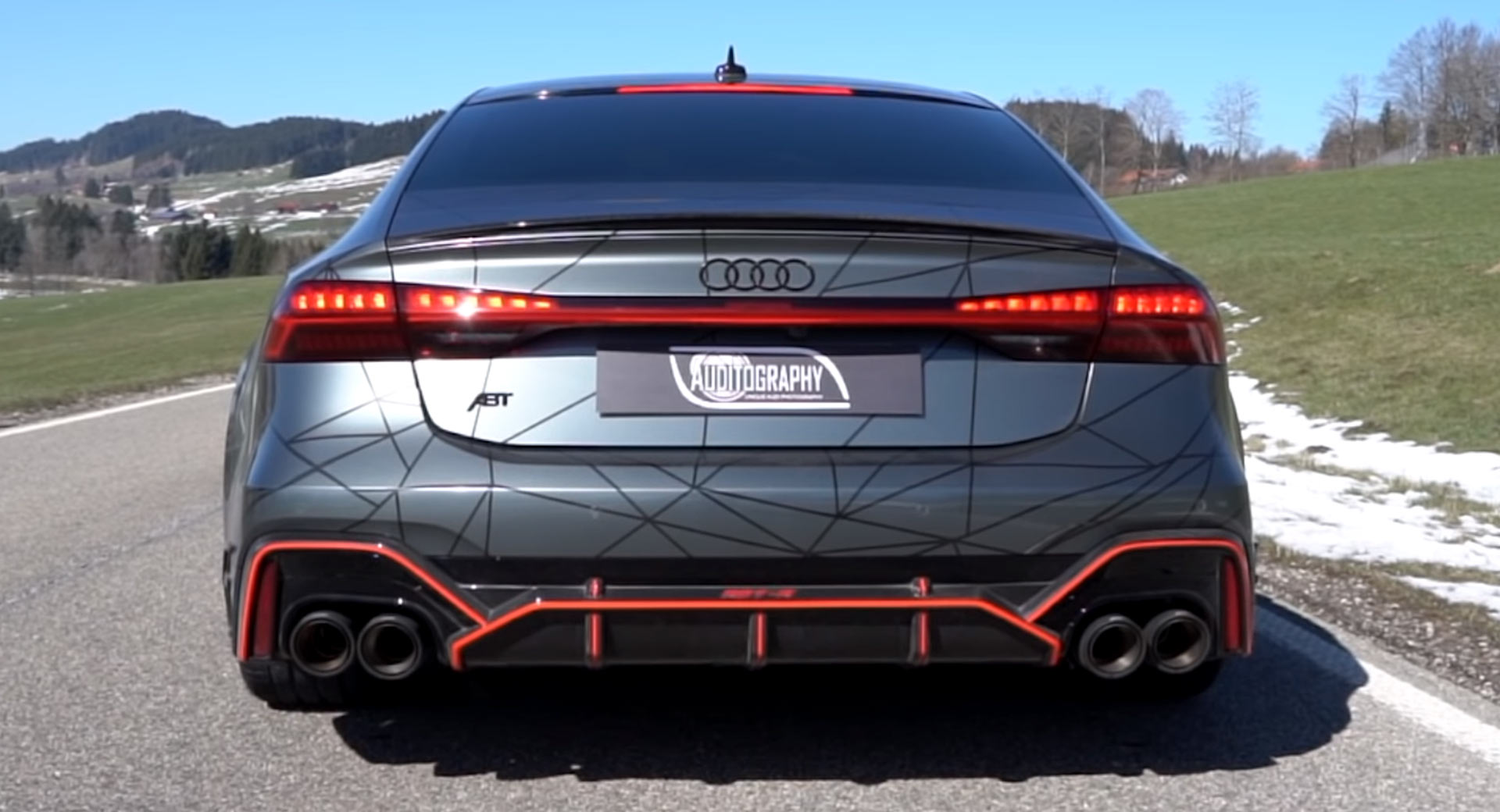 Abt S Audi Rs6 R And Rs7 R Are Beastly Creations And We Want Them Both Carscoops