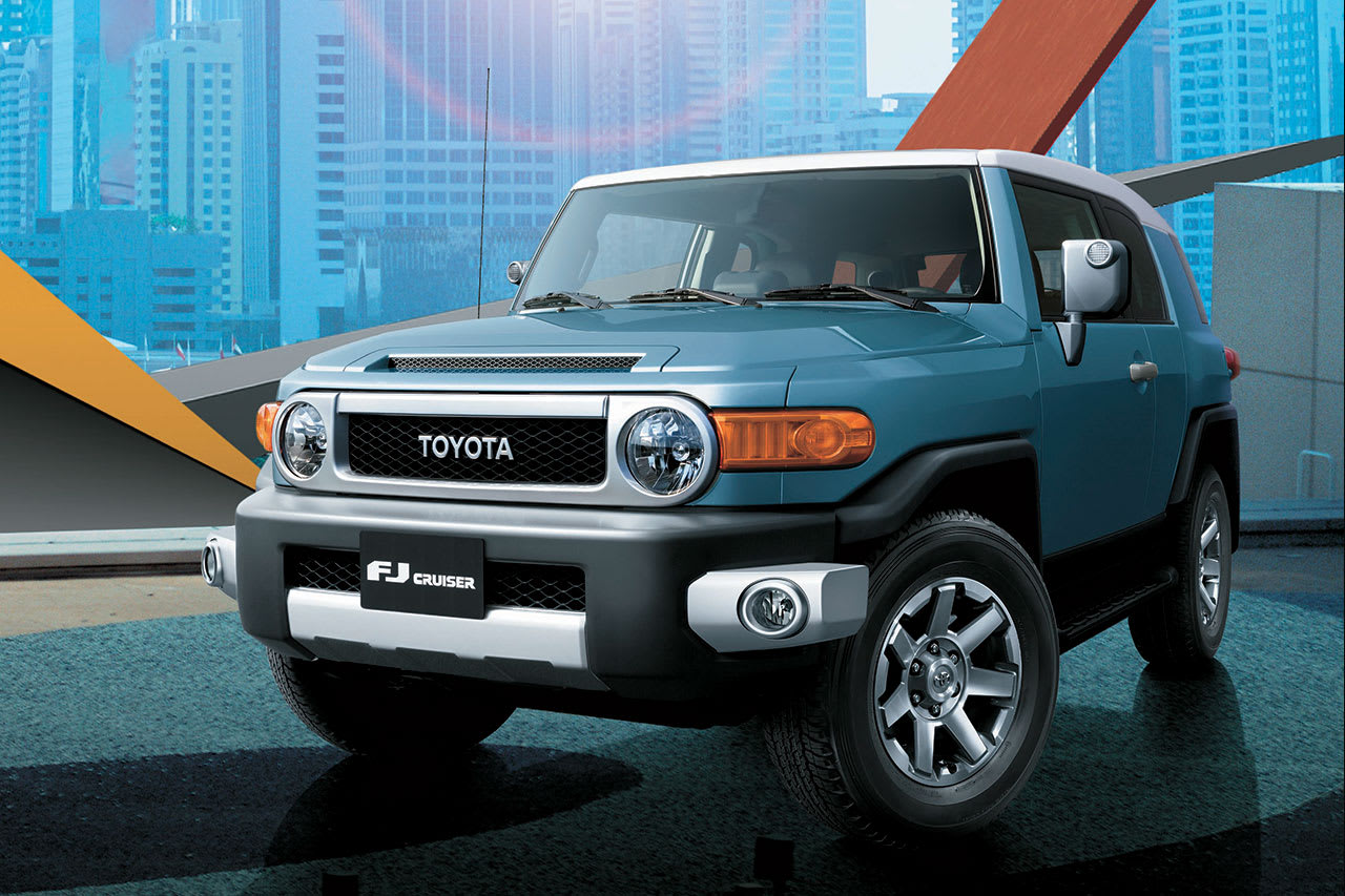 2020 Toyota FJ Cruiser Prices