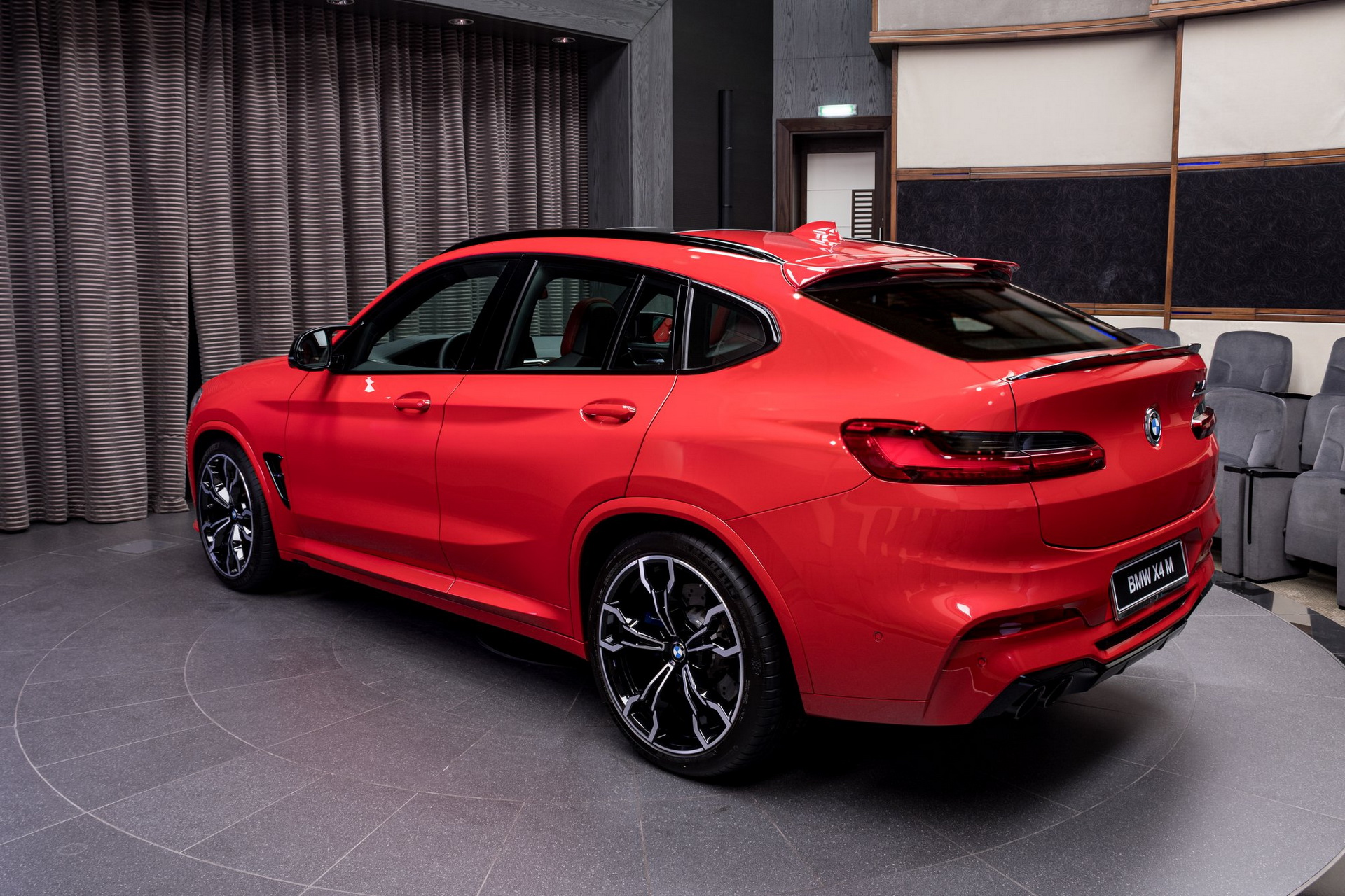How Does Toronto Red Look On The Bmw X4 M Competition Carscoops