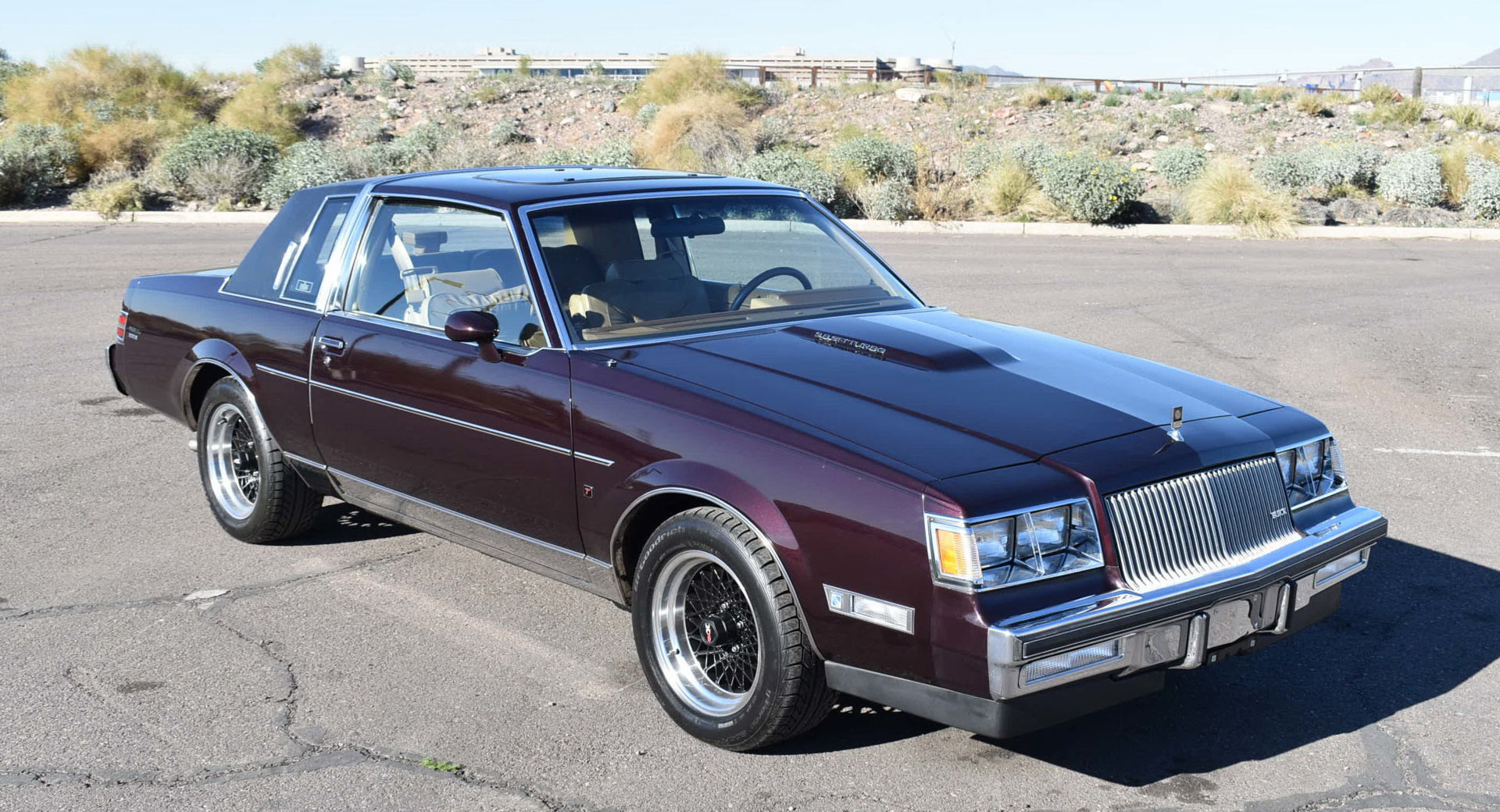 the 1987 buick regal limited turbo t was the grand national s plusher and faster sibling carscoops the 1987 buick regal limited turbo t