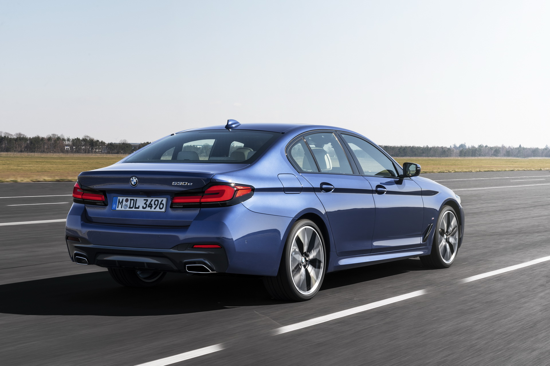 Check Out The 2021 Bmw 5 Series Facelift From Every Angle In 185 Photos And Videos Carscoops