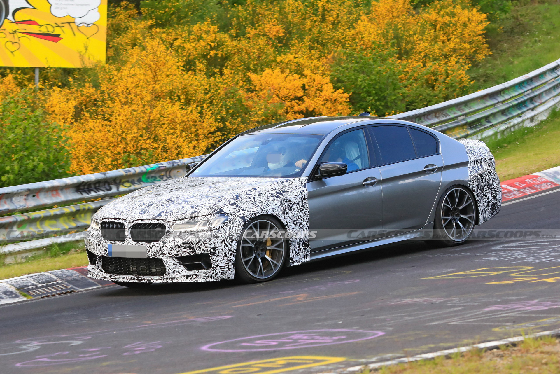 2021 Bmw M5 Cs Reportedly Due This Year With Around 640 Hp Carscoops