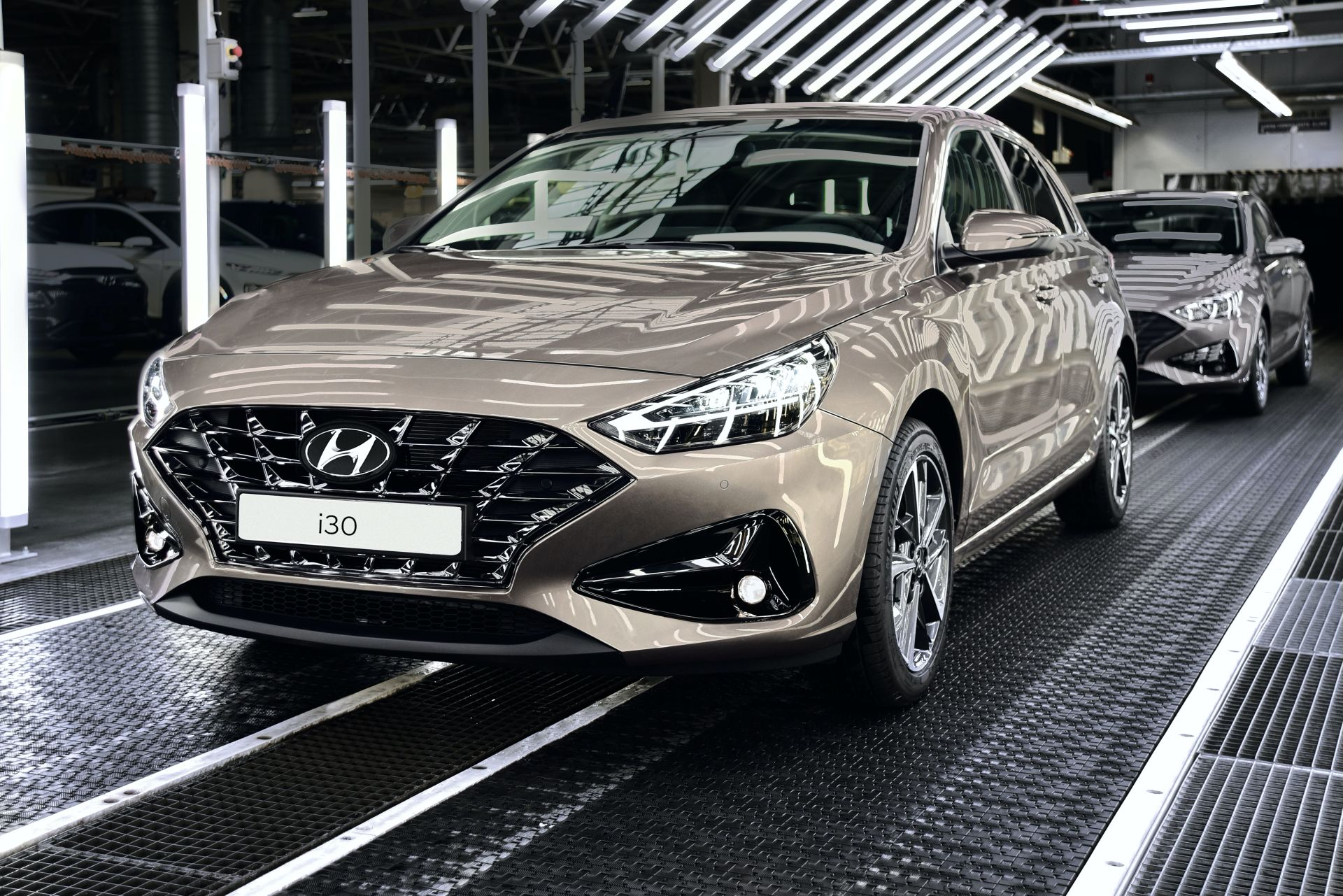 Facelifted Hyundai i5 Entering Production At Czech Plant On May
