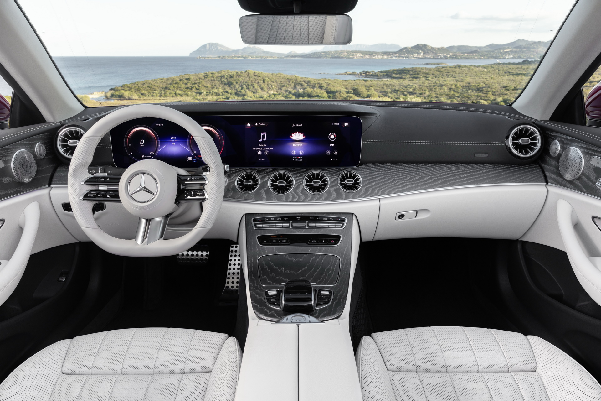 See The Restyled 2021 Mercedes-Benz E-Class And E53 AMG ...