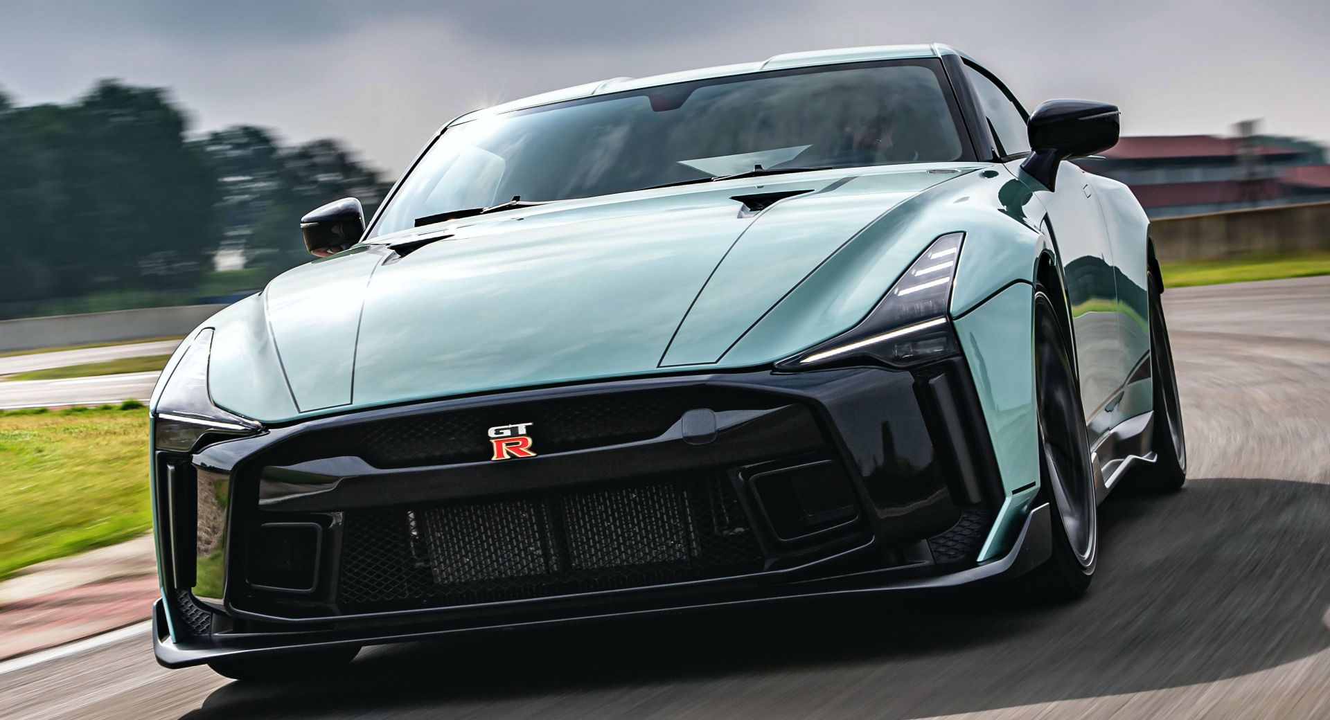 2021 Nissan Gt R Nismo Concept