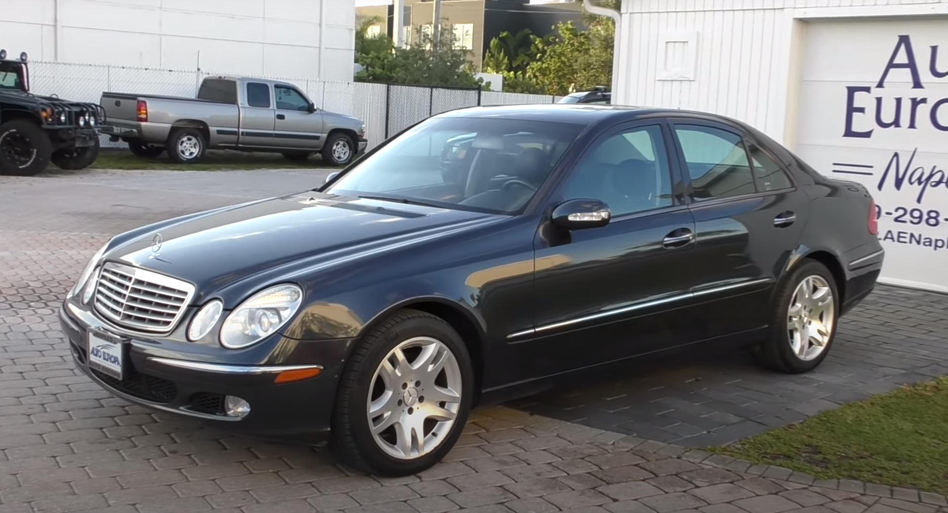 You Probably Shouldn T Buy A Used Mercedes Benz E500 Like This The Car Gossip
