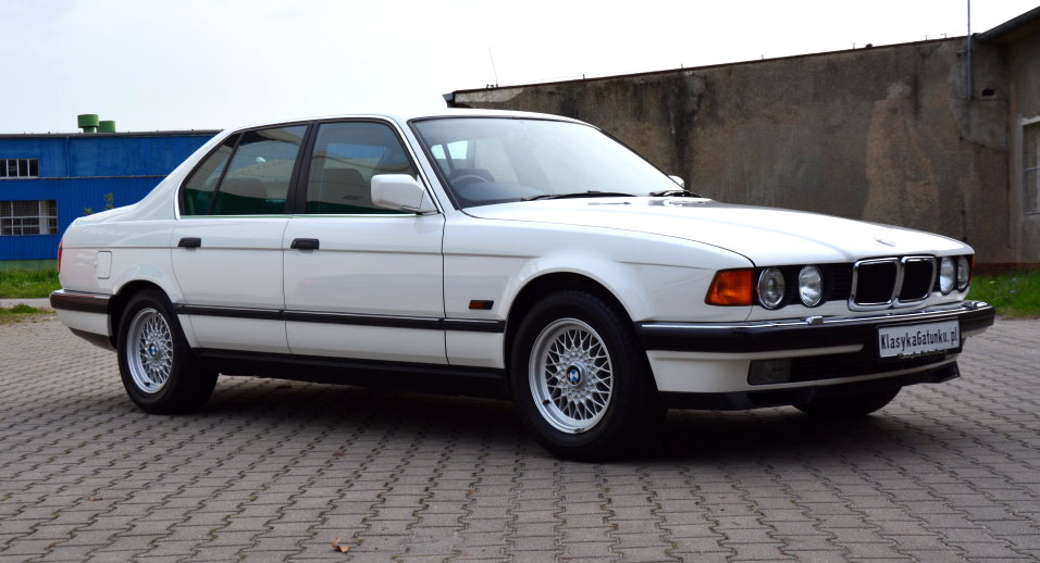 dealer stored new 1992 bmw 740i for over 20 years after customer died before taking delivery carscoops dealer stored new 1992 bmw 740i for