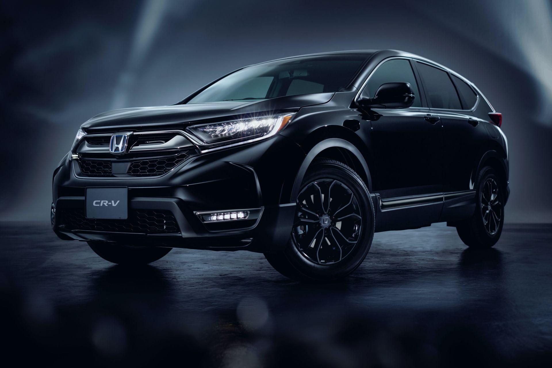 FOTO: Honda predstavila 'CR-V Black Edition'