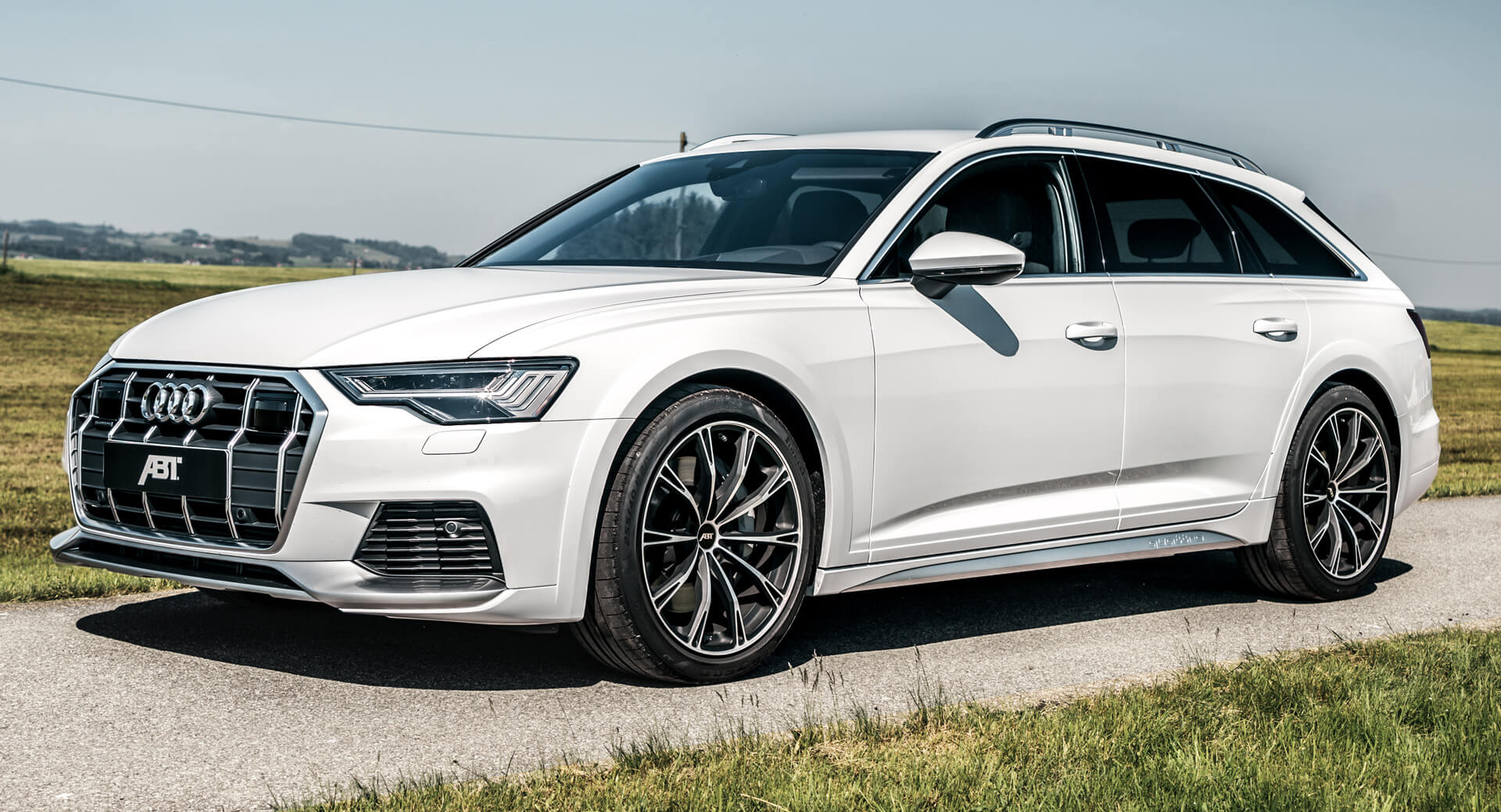 2020 Audi A6 Comes First Drive