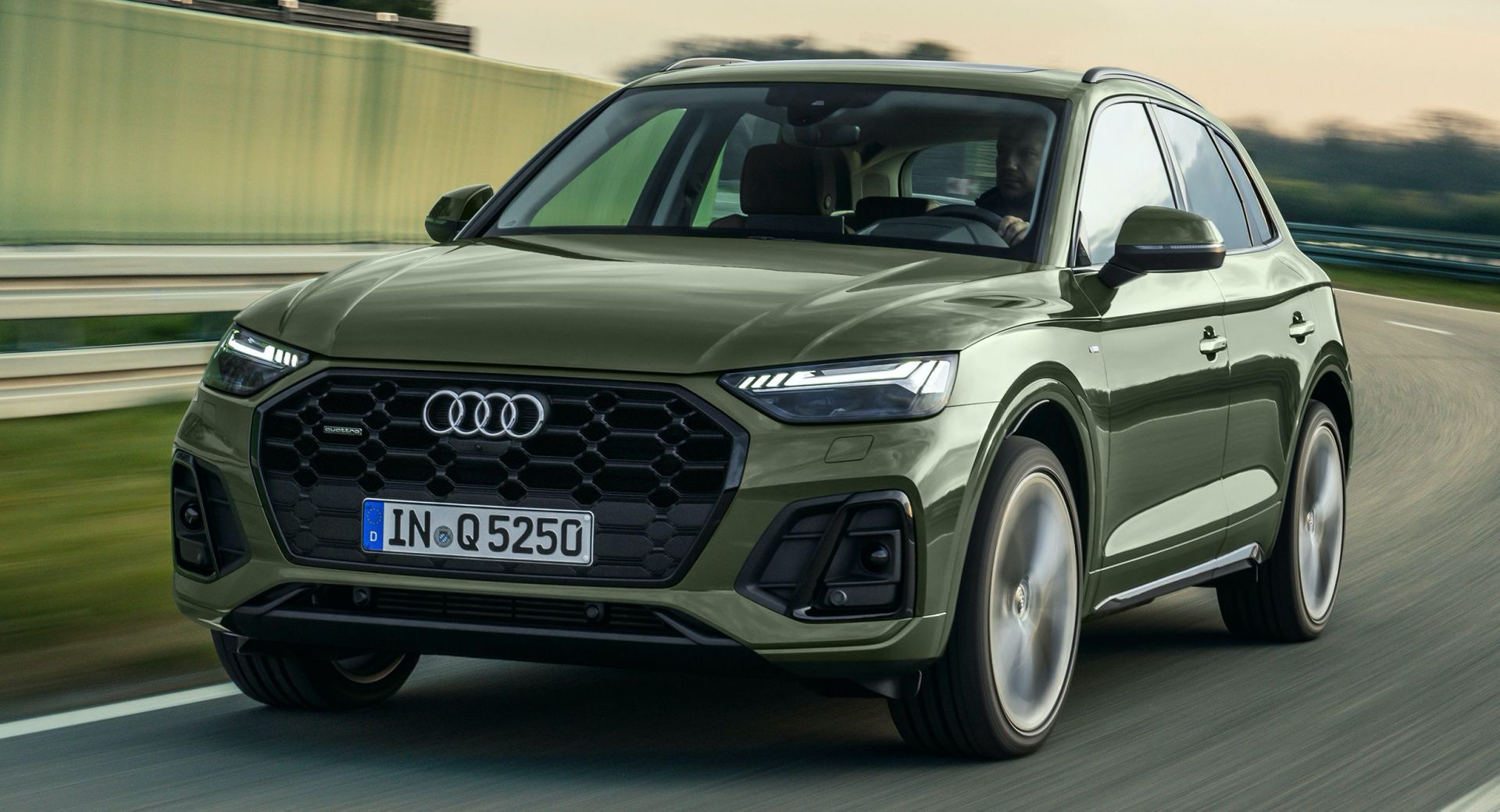 2021 audi q5 facelift breaks cover with sharper design