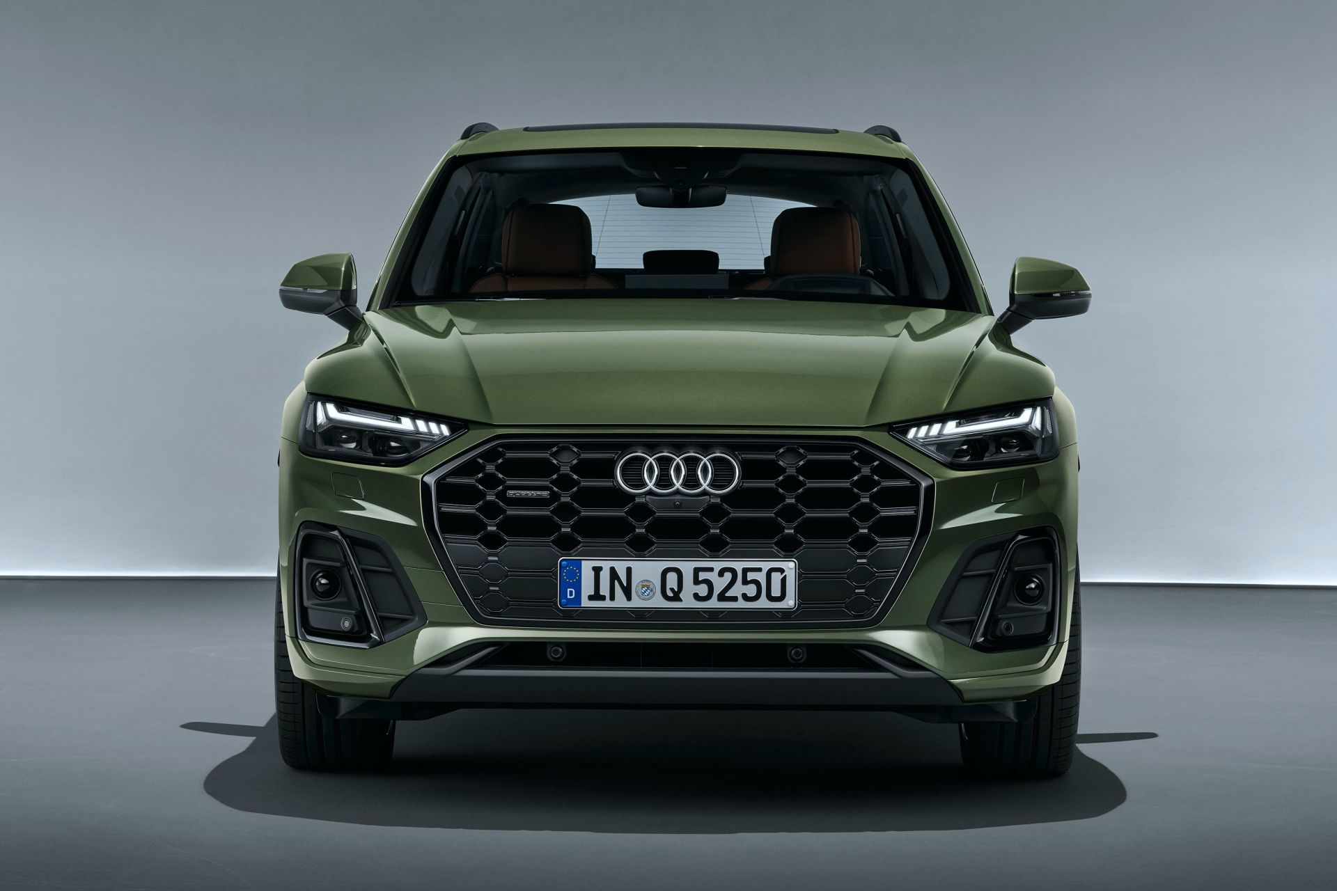 Is Audi Finally Prepping A Hot Rs Version Of The Q5 Carscoops
