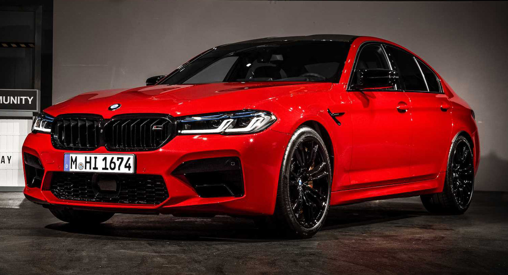 2021 BMW M5 Debuts News Looks And Updated Technology ...