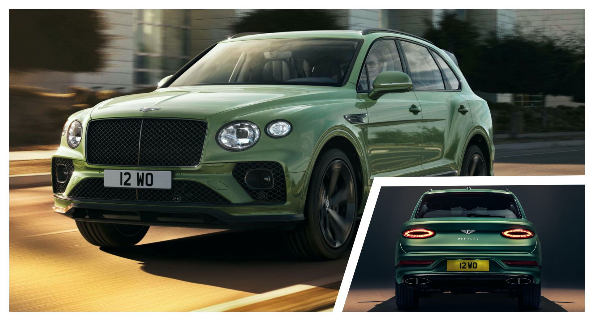 Facelifted 2021 Bentley Bentayga Adds Refinement Tech And Continental Gt Taillights Carscoops