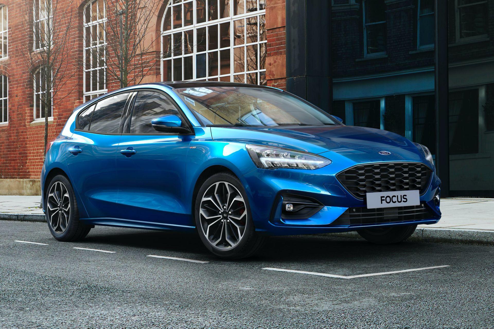 Außen 2021 Ford Focus