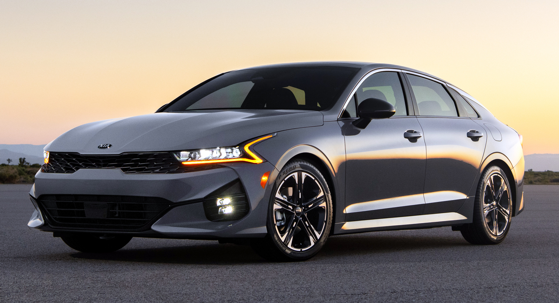 2021 kia k5 rated at up to 32 mpg combined  carscoops